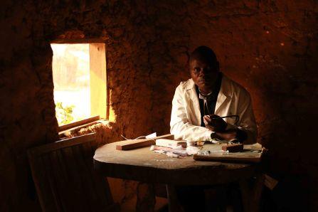 Infirmier, Kwilu (RDC)